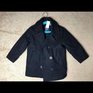 Baby Gap Navy Pea Coat